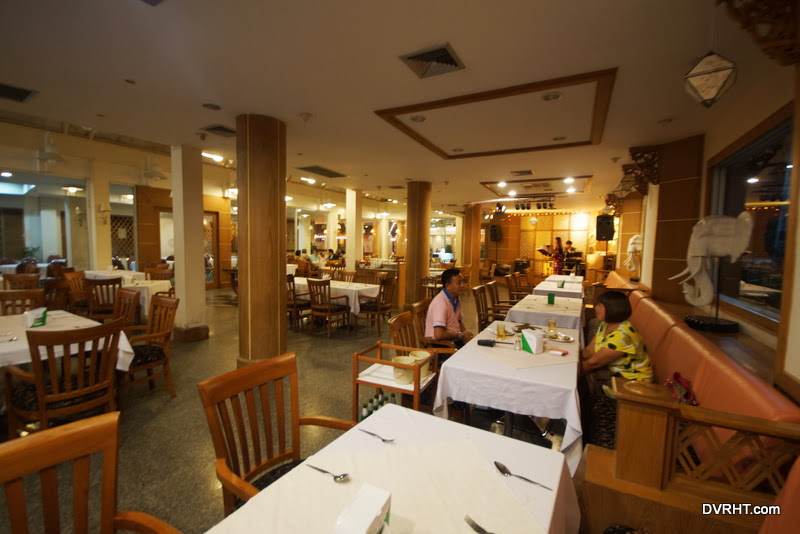 ห้องอาหารเทวี -บรรยากาศ