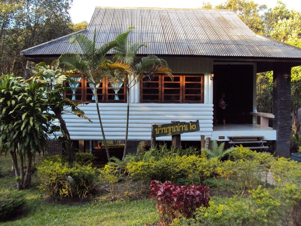 อุทยานแห่งชาติขุนน่าน-บ้านพักในอุทยาน