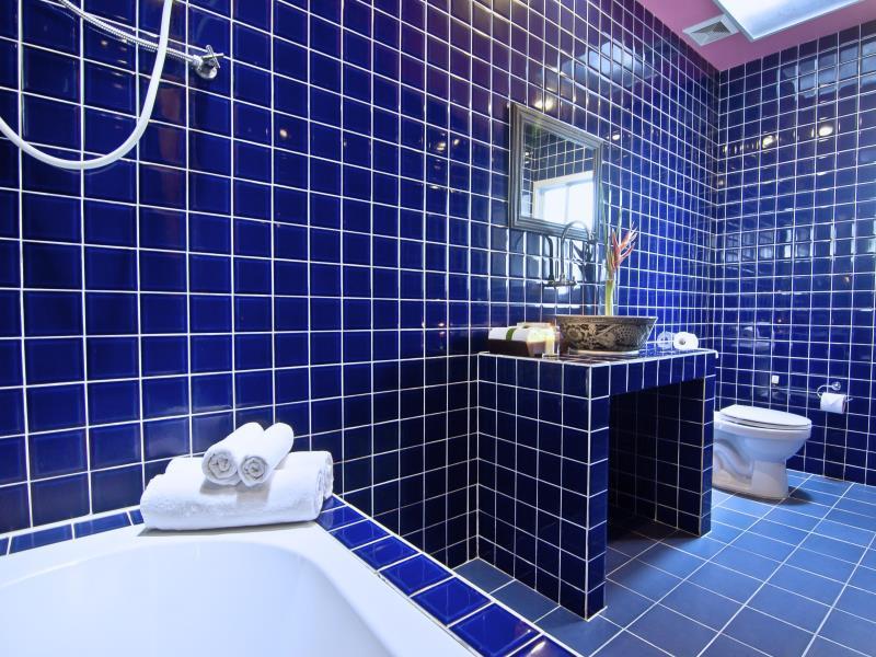 เลอ ชาร์ม สุโขทัย รีสอร์ท-ห้องน้ำ