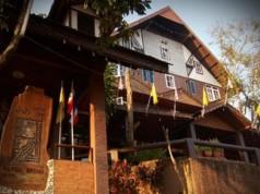 โรงแรมป่าปัว ภูคา-ด้านหน้า