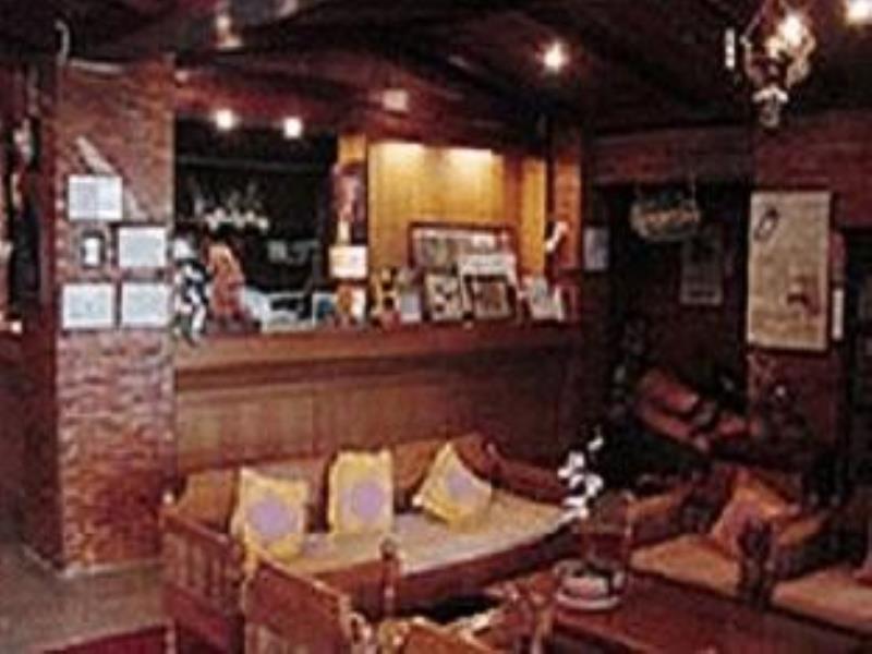 โรงแรมป่าปัว ภูคา-ล้อบบี้