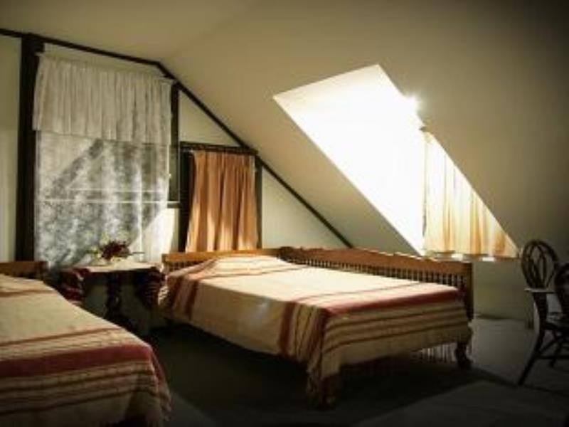 โรงแรมป่าปัว ภูคา-ห้องพัก