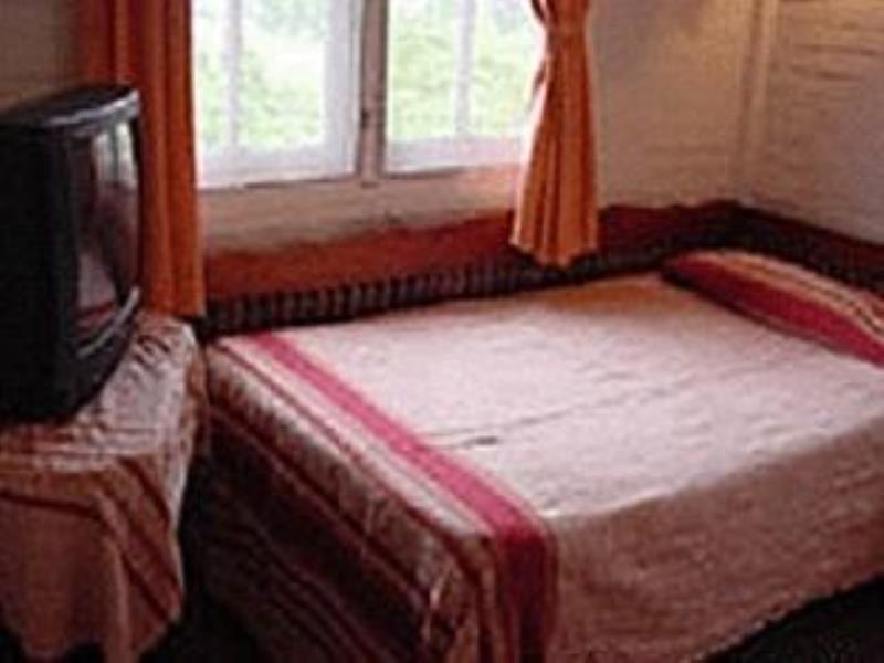 โรงแรมป่าปัว ภูคา-เตียงนอน