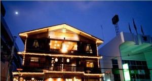 โรงแรมพูคาน่านฟ้า -ตัวโรงเเรม