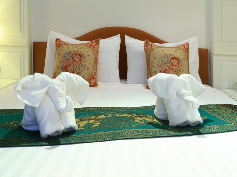 โรงแรมรอยัล นาคารา หนองคาย-น่านอน