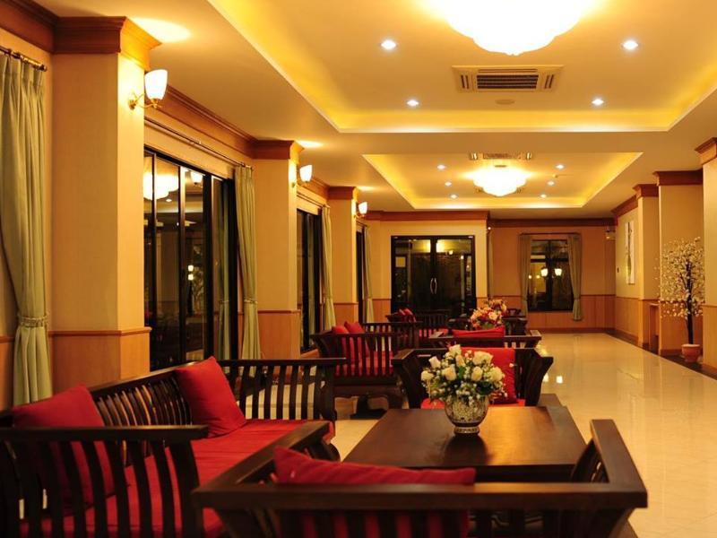 โรงแรมรอยัล นาคารา หนองคาย-ล็อบบี้