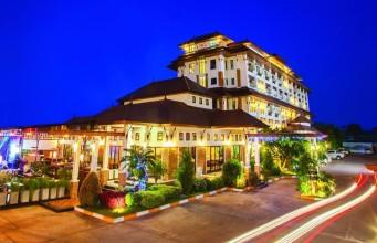 โรงแรมรอยัล นาคารา หนองคาย-สวยงาม