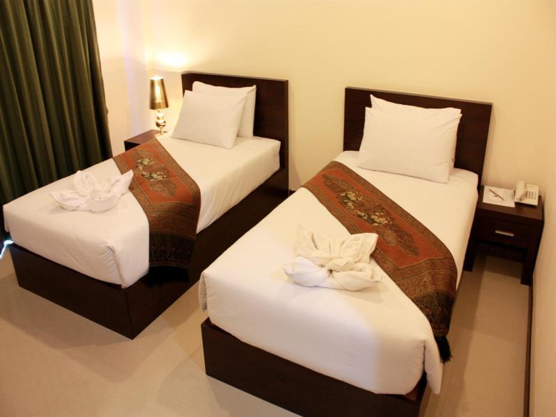 โรงแรมรอยัล นาคารา หนองคาย-สองเตียง