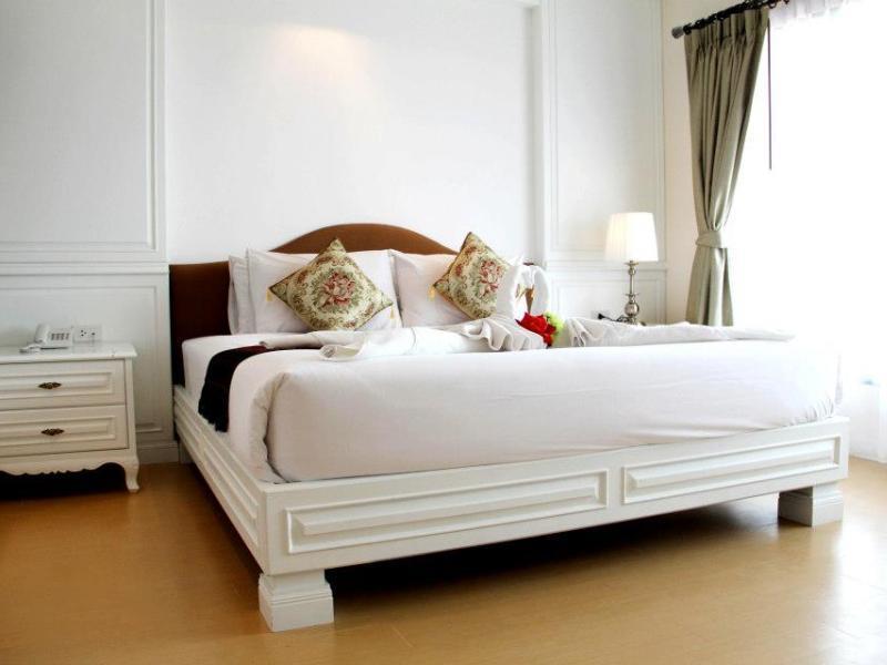โรงแรมรอยัล นาคารา หนองคาย-ห้องสูท