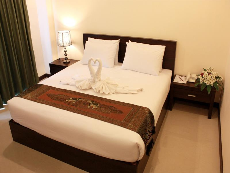 โรงแรมรอยัล นาคารา หนองคาย-เตียง