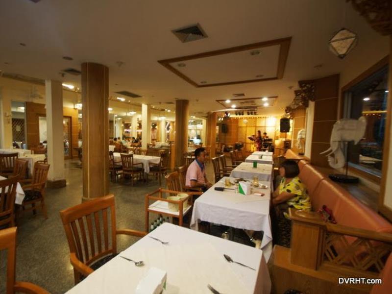 โรงแรมเทวราช-ห้องอาหาร