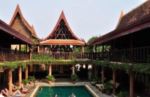 โรงแรมเรือนไทย-สวยงาม