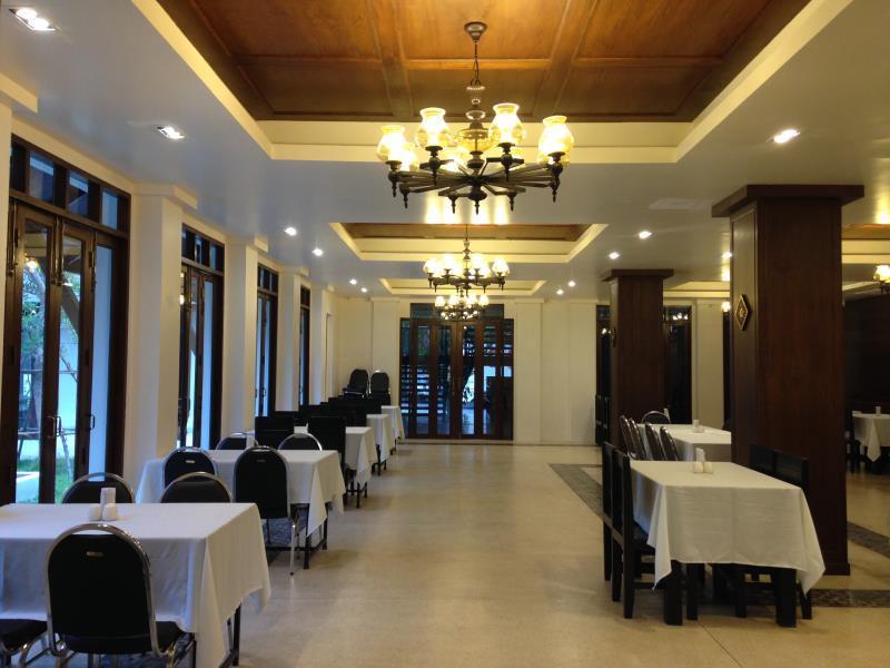 โรงแรมเวียงแก้ว-ห้องอาหาร