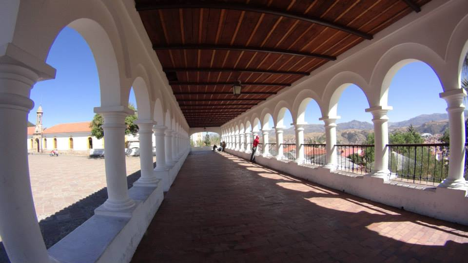 เที่ยวเมือง Sucre โบลีเวีย