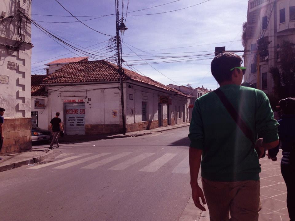 เที่ยวเมือง Sucre