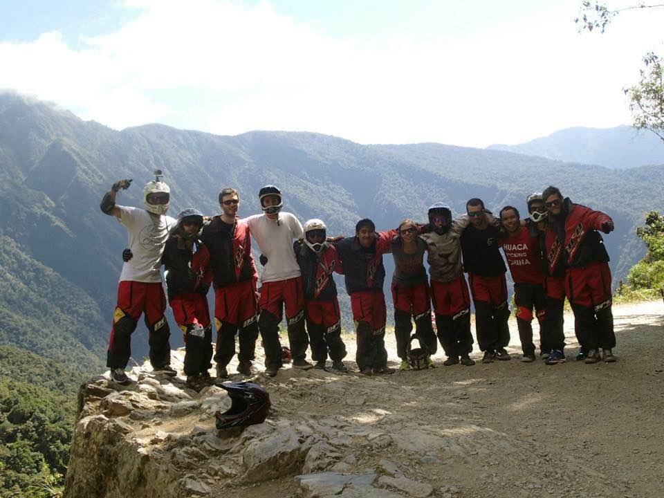เที่ยว The Death Road of Bolivia