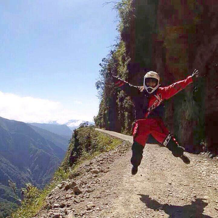 The Death Road of Bolivia