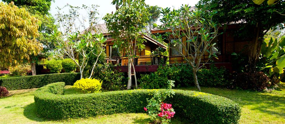 บ้านกระทิงปาย รีสอร์ท -งดงาม