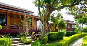 บ้านกระทิงปาย รีสอร์ท -ห้องพัก