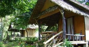 บ้านน้ำฮู โฮมสเตย์ -บ้านพัก