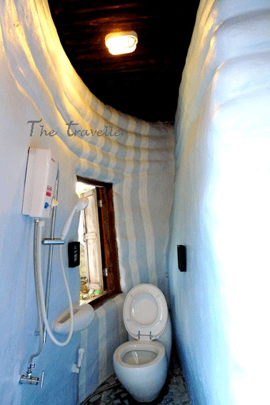 ปายอาอาส รีสอร์ท-ห้องน้ำ