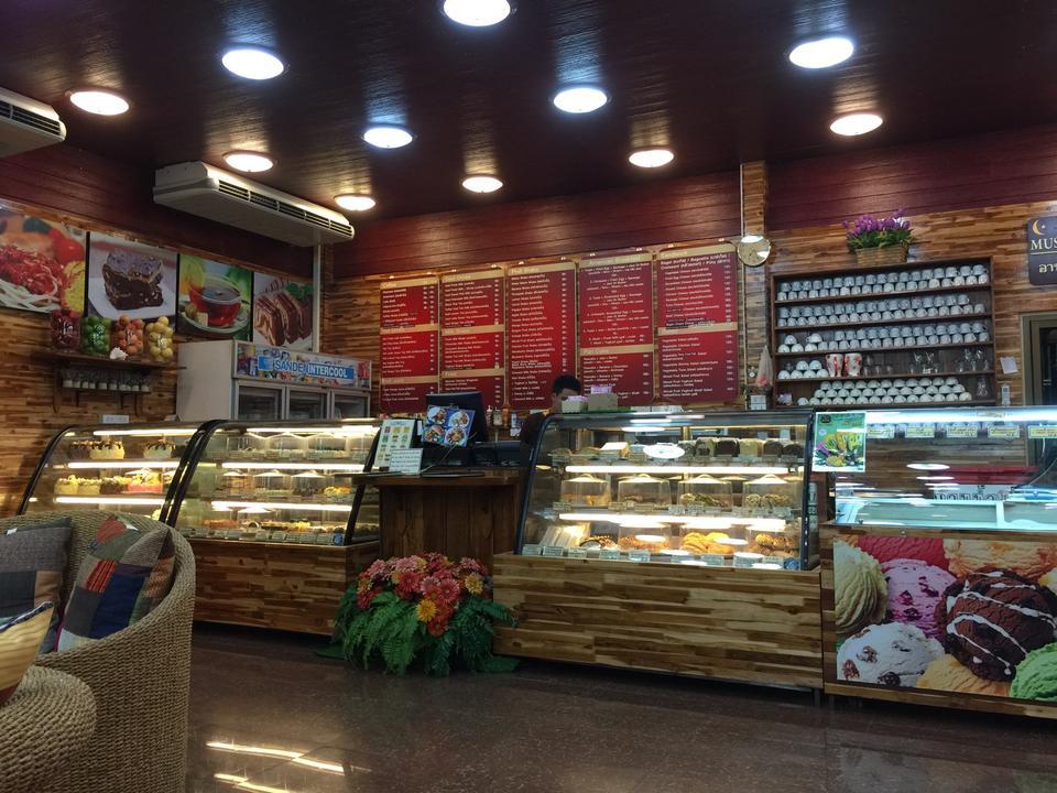 ร้านเค้กโกโอ-เคาท์เตอร์