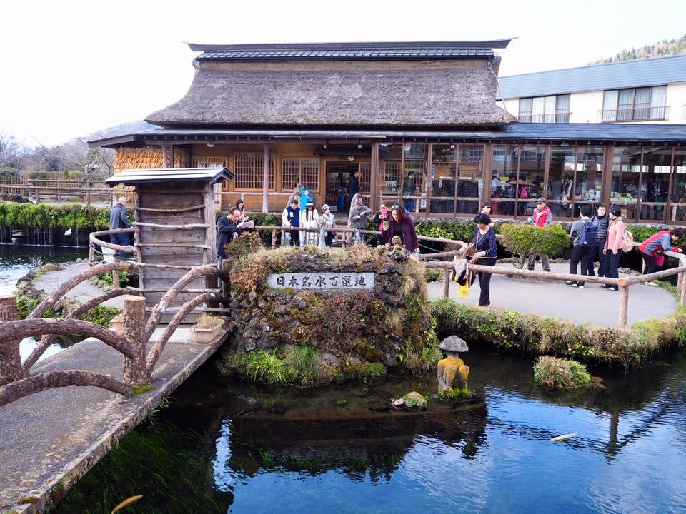 เที่ยวญี่ปุ่น คนเดียว ชมภูเขาฟูจิ (2)