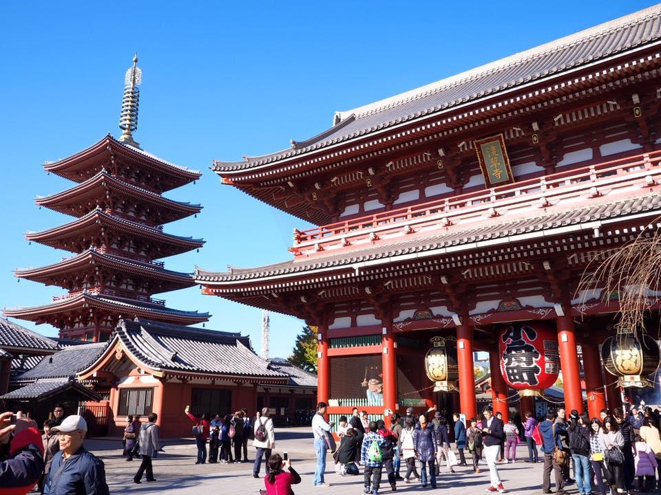 เที่ยว ญี่ปุ่น โตเกียวด้วยตัวเอง