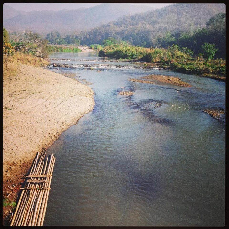 เเม่น้ำปาย-งดงาม