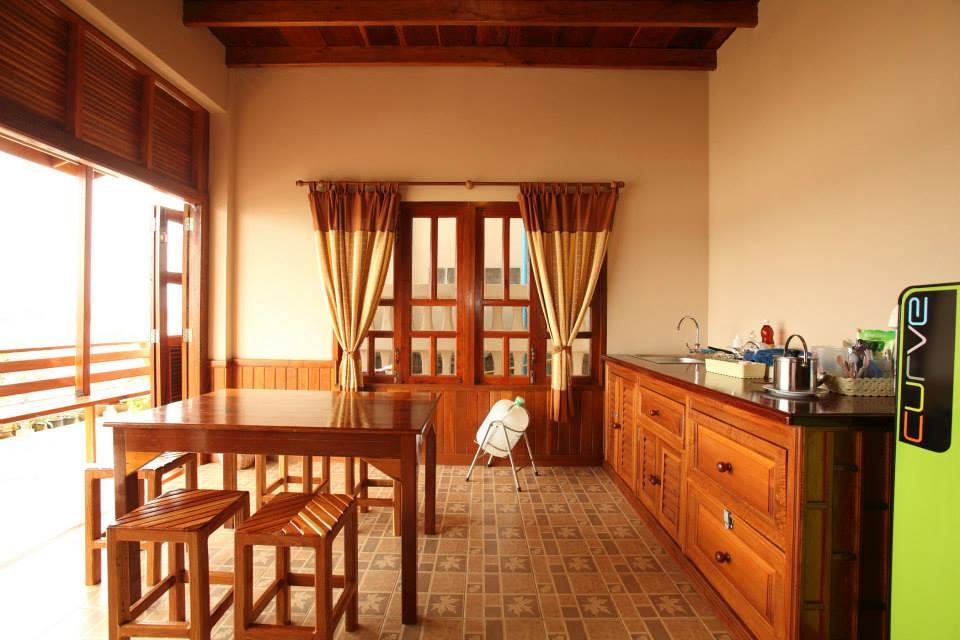 บ้านระเบียงโขง-ห้องครัว