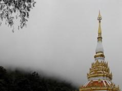 พระพุทธบาทภูควายเงิน-งดงาม