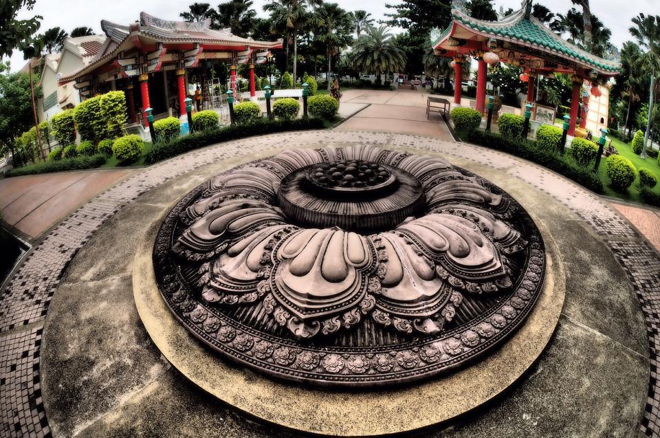 ศาลหลักเมืองบุรีรัมย์-วิวสวยๆ
