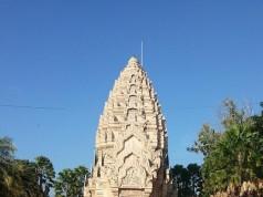 ศาลหลักเมืองบุรีรัมย์-สวยงาม