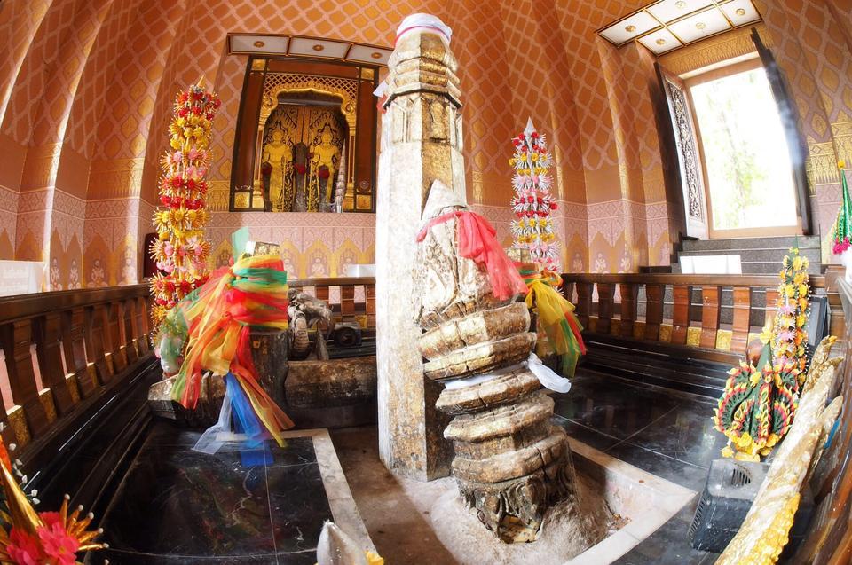ศาลหลักเมืองบุรีรัมย์-หลักเมือง