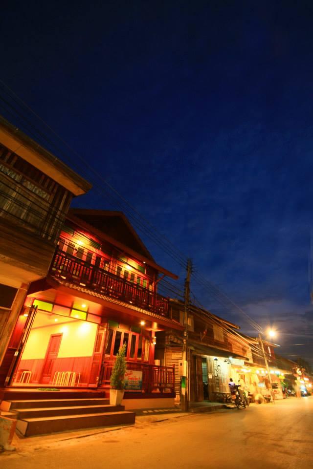 เฮือนเก่าเมืองเชียงคาน-สวยงาม