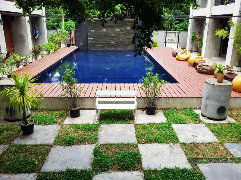 โรงแรมคลิม-สระว่ายน้ำ