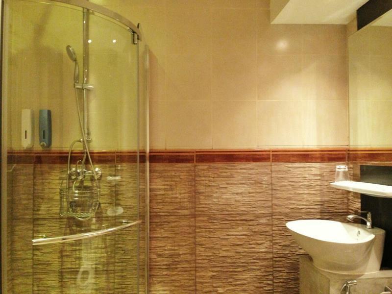 โรงแรมคลิม-ห้องน้ำ