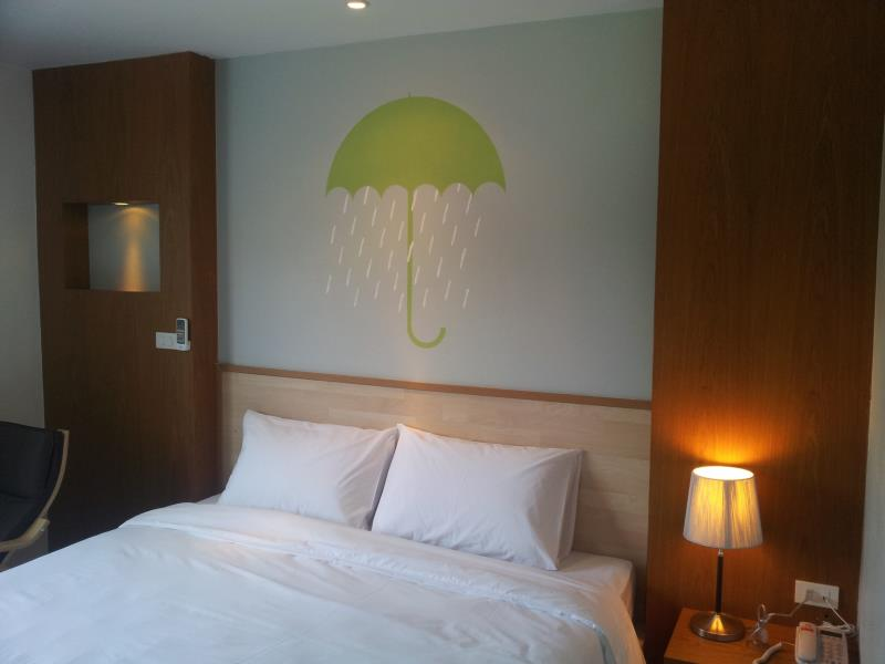 โรงแรมคลิม-ห้องพัก