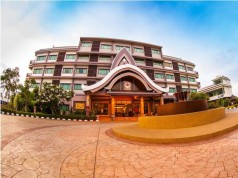 โรงแรมพนมรุ้งปุรี-ตัวโรงเเรม