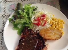 Bullock Steak & Beverage-สเต็ก