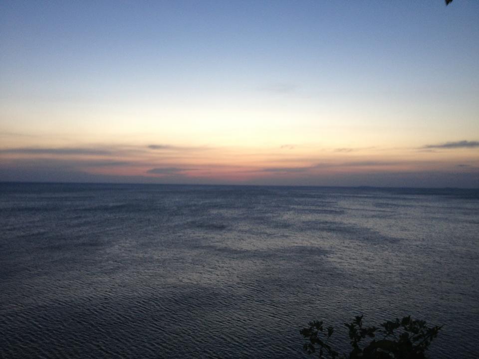 จุดชมวิวเนินนางพญา-ท้องทะเล