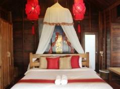 ชีวารี โฮเต็ล แอนด์ รีสอร์ท-ห้องพักเเบบไทยๆ