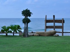 บ้านอิ่มสุข รีสอร์ท -วิวทะเล