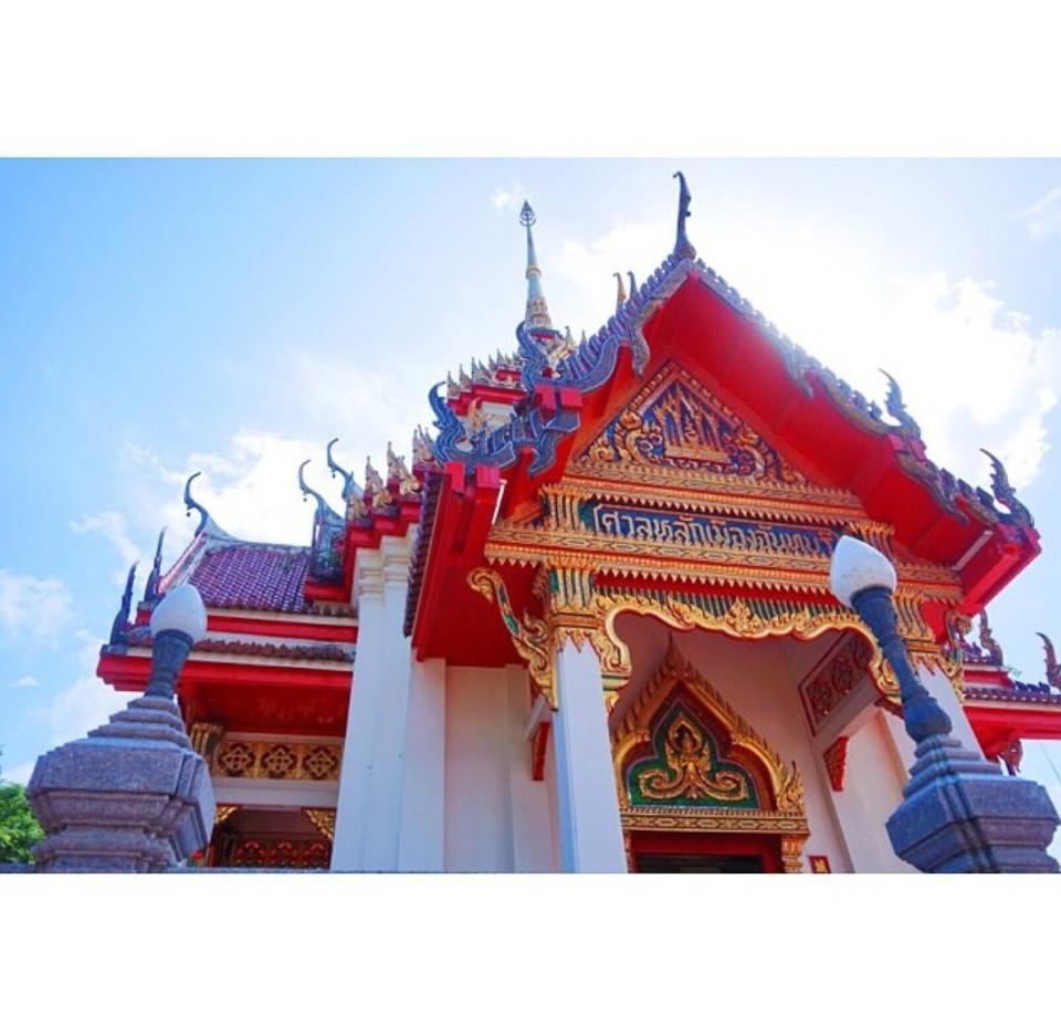 ศาลหลักเมืองจันทบุรี-งดงาม