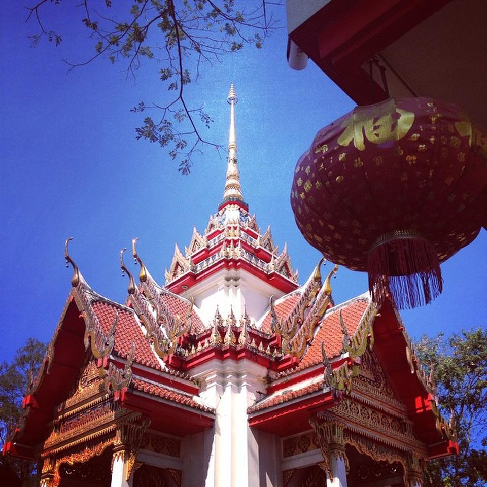 ศาลหลักเมืองจันทบุรี-สวยงาม
