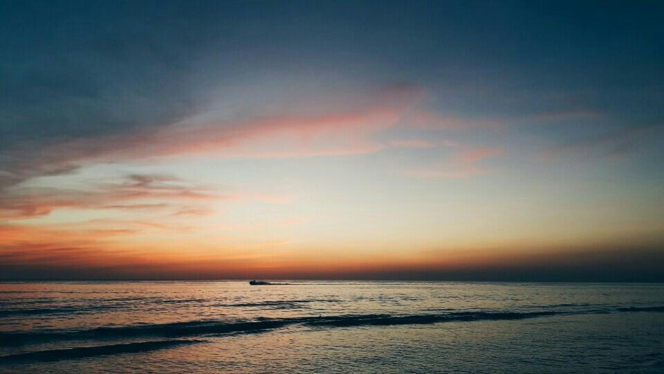 หาดเจ้าหลาว-สวยงามมาก