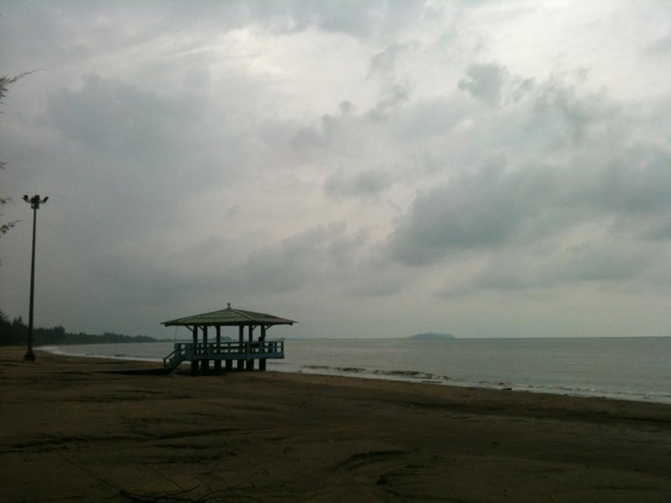 หาดแหลมสิงห์-วิว