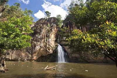 10 เเหล่งท่องเที่ยวต้องมนต์เสน่ห์ของพิษณุโลก -อุทยานแห่งชาติน้ำตกชาติตระการ
