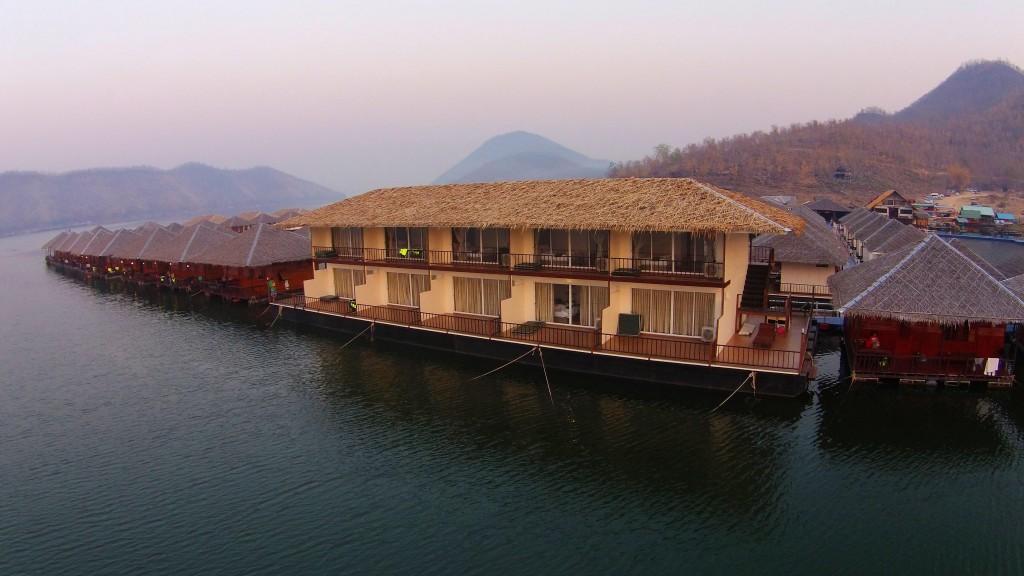 แนะนำโรงแรมในกาญจนบุรี
