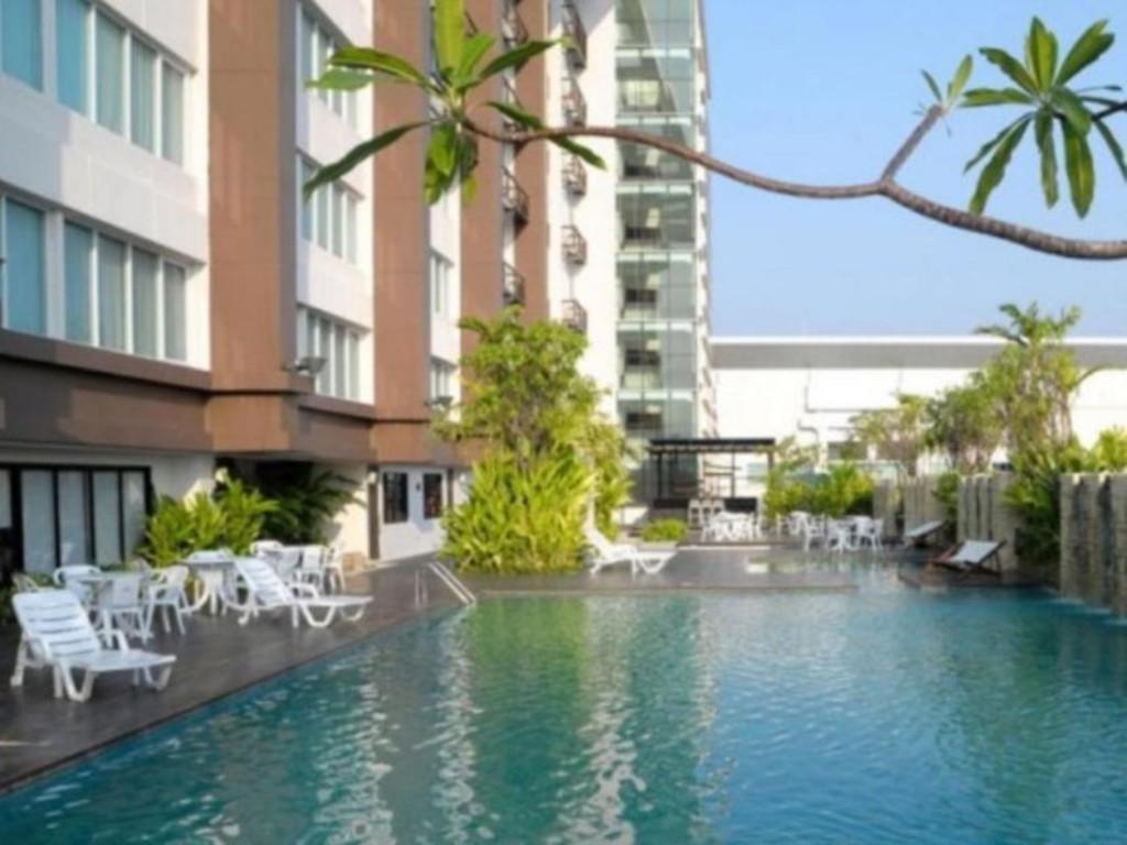 แนะนำโรงแรมในอุบลราชธานี